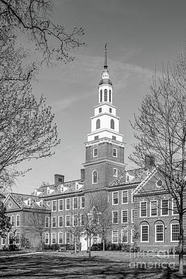 Photograph - Berea College Draper Hall  by University Icons