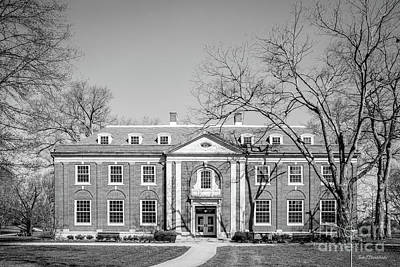 Photograph - Berea College Frost Building by University Icons