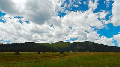 Photograph - Bergen Peak by Dan Miller