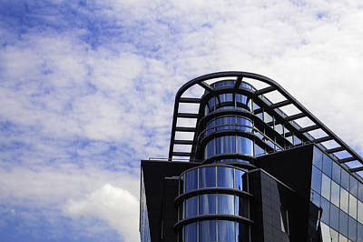 Photograph - Berlin Architecture by Printed Pixels