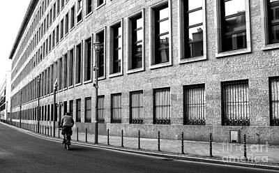 Photograph - Berlin Corners by John Rizzuto