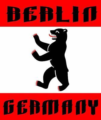Berlin Mixed Media - Berlin by Otis Porritt