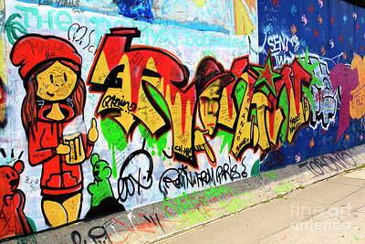 Photograph - Berlin Wall Art by John Rizzuto