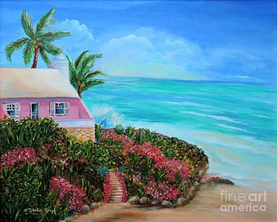 Painting - Bermuda Bliss by Shelia Kempf