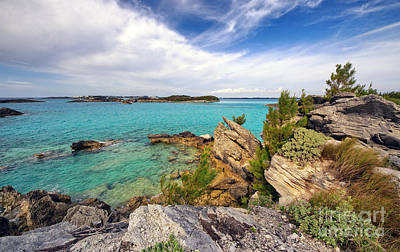 Photograph - Bermuda Rugged Beauty by Charline Xia
