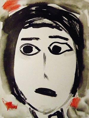 Painting - Bernadina by Mary Carol Williams