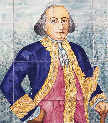Bernardo De G Art Print
