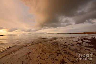 Berneray Photograph - Berneray Dawn by Nichola Denny