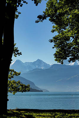 Thon Photograph - Bernese Oberland by Andy Myatt