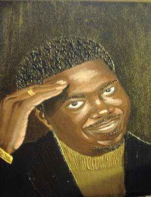 Bernie Mac- The Mac Man Original by Keenya  Woods