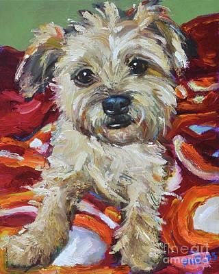 Painting - Bernie by Robert Phelps