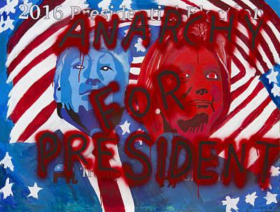 Bernie's Vandalism Original