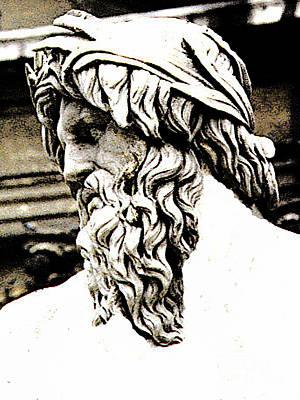 Photograph - Bernini's Fontane Dei Fiumi In Rome Italy - Built In 1651 by Merton Allen