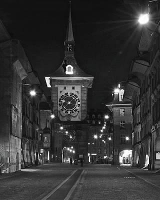 Bern's Clock Tower Original