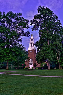 Berry College Chapel Hdr Original