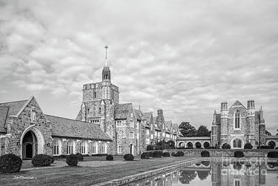 Photograph - Berry College Ford Complex by University Icons