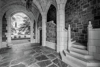 Berry College Photograph - Berry College Mary Hall by University Icons