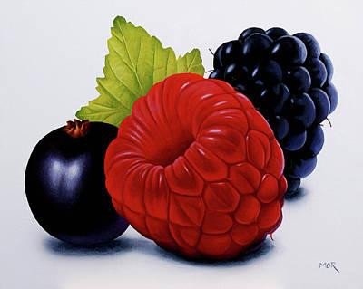 Berry Selection Original by Dietrich Moravec