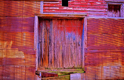 Photograph - Berryville Shed by Glenn Gemmell