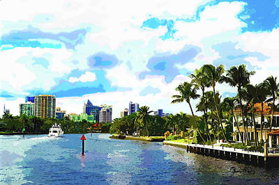 Photograph - Besame Ft. Lauderdale by Susan Molnar