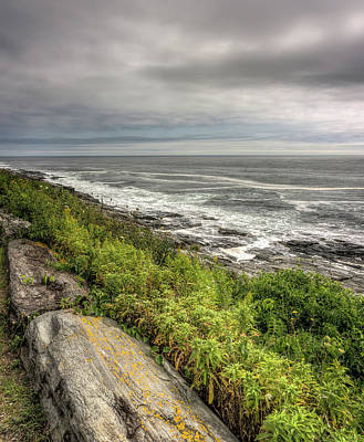 Photograph - Beside The Ocean by Jane Luxton