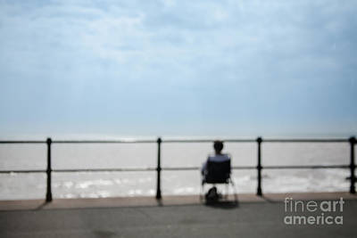 Photograph - Beside The Seaside #3 by Jan Bickerton