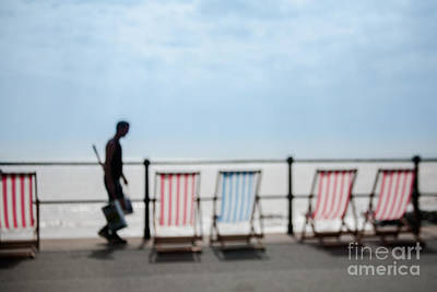 Photograph - Beside The Seaside #4 by Jan Bickerton