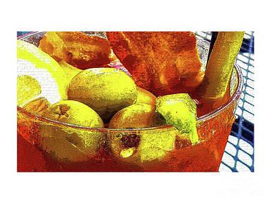 Bloody Mary Digital Art - Best Bloody by Deborah Nakano