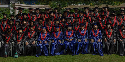 Mba Photograph - Best Commerce College In Ahmedabad by Sudhir Nanavati