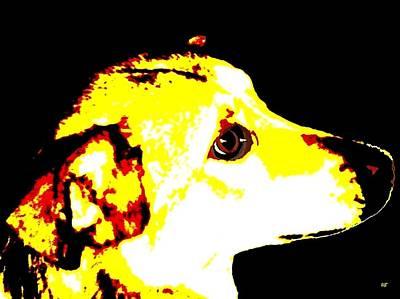 Digital Art - Best Friend by Will Borden