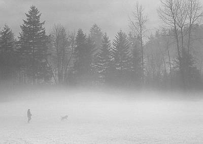 Photograph - Best Friends by Bill Kellett