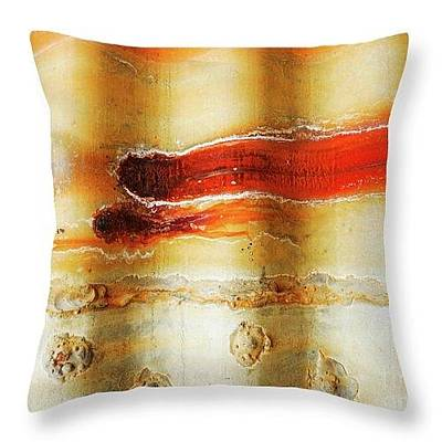Photograph - Best Gal Iron Throw Pillows by Lexa Harpell