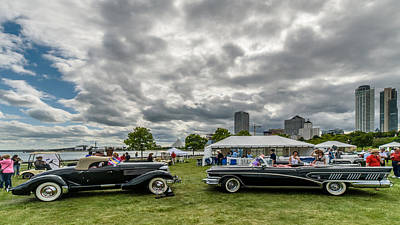 Photograph - Best In Show At The 2015 Milwaukee Masterpiece by Randy Scherkenbach