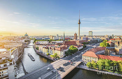 Photograph - Best Of Berlin by JR Photography