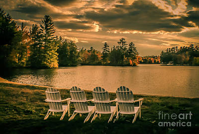 Best Seats In Town Art Print by Claudia M Photography