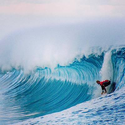 Kelly Slater Photograph - Best Wave Or The Day by Danny Aab