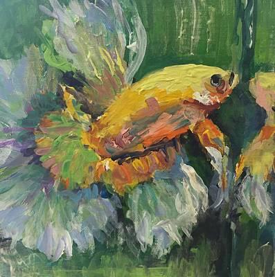 Painting - Beta by Karen Ahuja