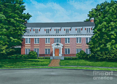 Beta Theta Pi Art Print