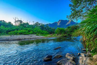 All American - Betari River by Fabio Giannini