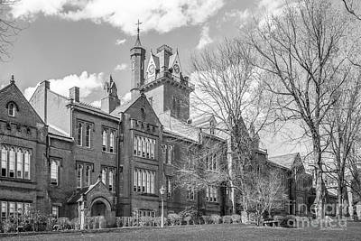 Old Main Photograph - Bethany College Old Main by University Icons