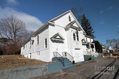 Photograph - Bethel Ame Church  Huntington by Steven Spak