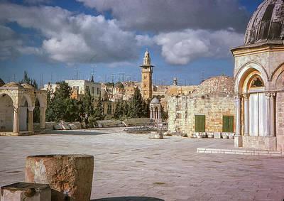 Photograph - Bethlehem - 1976 by Samuel M Purvis III
