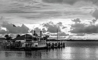 Photograph - Betsy Ann River Boat  by Debra Forand