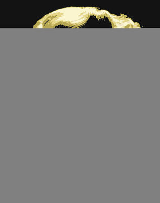 Digital Art - Bette Davis by John Keaton