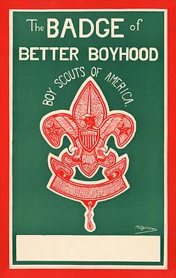Painting - Better Boyhood by Gary Grayson