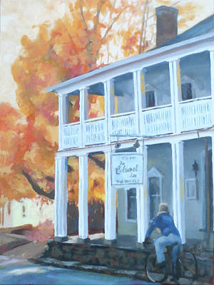 Painting - Better Days by Carol Strickland