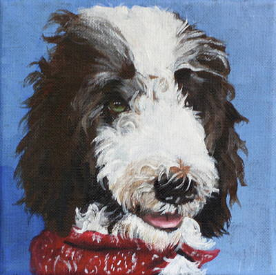 Painting - Betty by Carol Russell