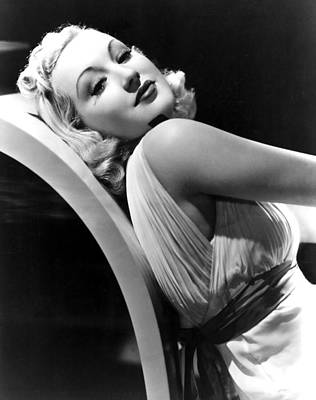 Betty Grable In The 1930s Art Print by Everett