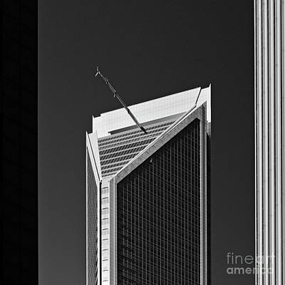 Photograph - Between Skycrapers by Patrick M Lynch