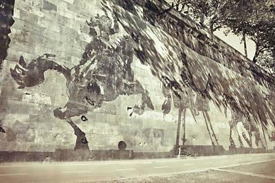 Photograph - Between The Tiber Bridges  by JAMART Photography